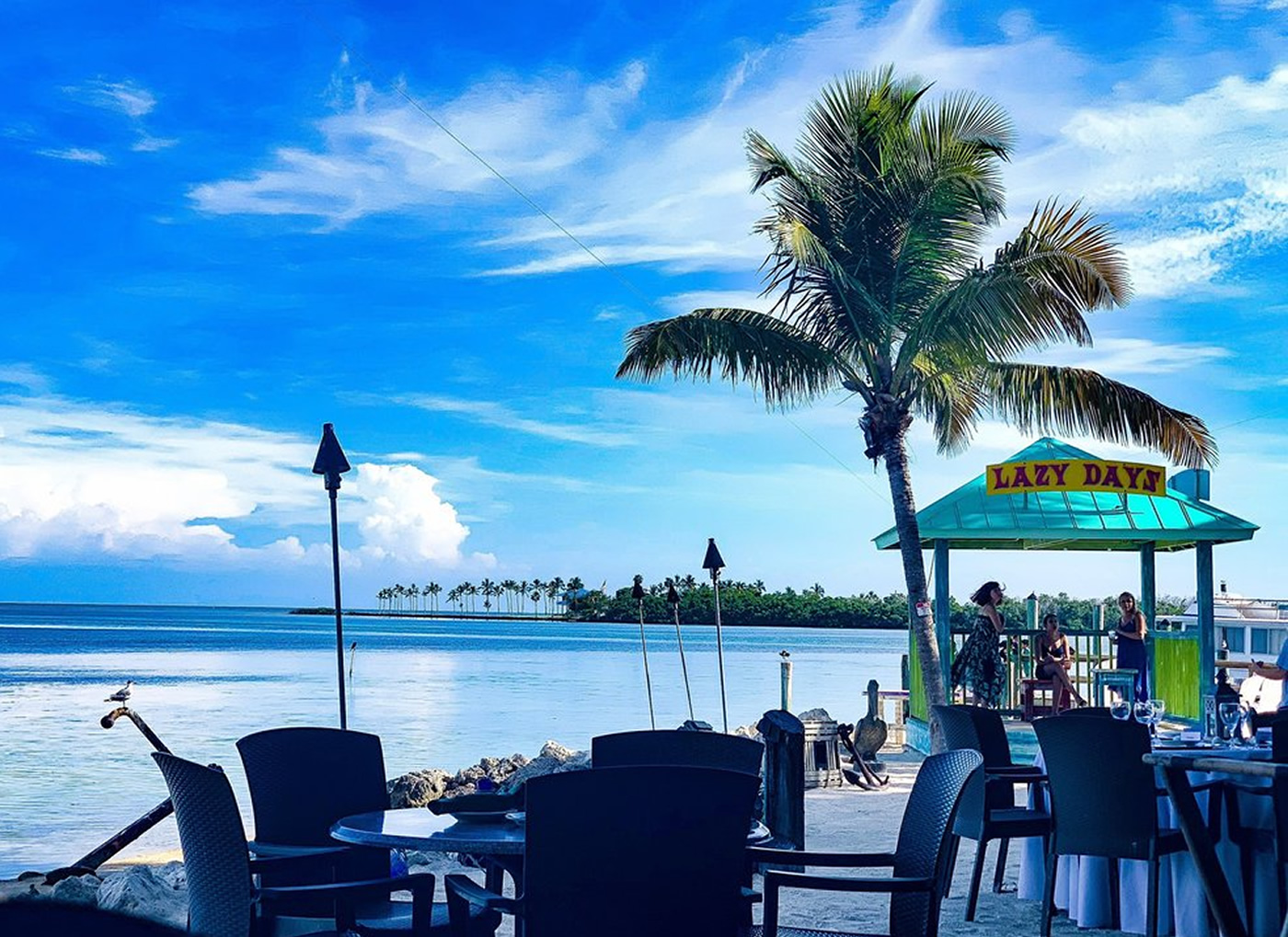 Lazy Days Restaurant Islamorada